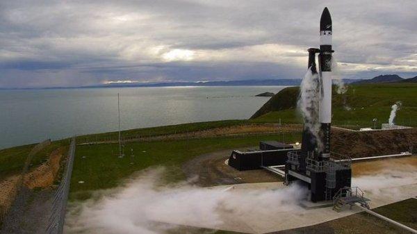 Компания из Новой Зеландии первый раз запустила свою космическую ракету