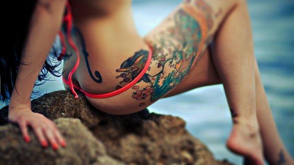 5 лучших татуировок на тему фэнтези согласно опросу сайта tattookiev.com