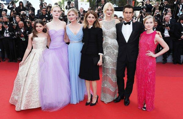 На церемонии закрытия Московского кинофестиваля покажут фильм Софии Копполы
