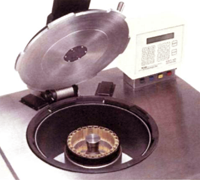 Технические характеристики и возможности центрифуги от WEB Technology