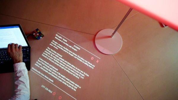Инженеры презентовали новые лампы дополненной реальности