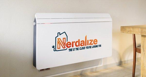 Стартап Nerdalize из Нидерландов будет отапливать дома при помощи серверов