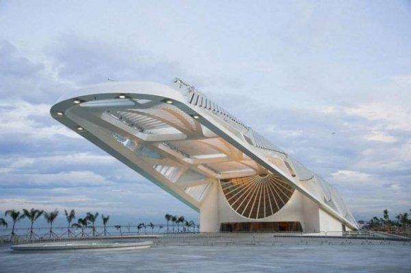 В Рио-де-Жанейро открыли музей завтрашнего дня