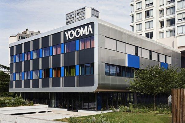 В Париже появилась уникальная гостиница Yooma Urban Lodge