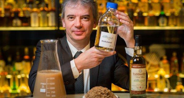 В Шотландии возникнут машины, которые ездят на виски