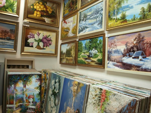 Как выбрать и купить картины в интернет магазине