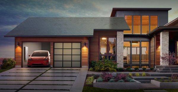 Tesla устанавливает солнечные батареи своим работникам