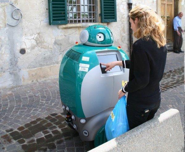Роботы помогут избавить мир от пластика