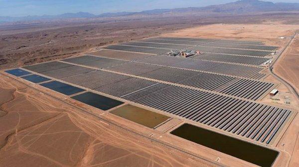 Из Сахары будут экспортировать солнечную энергию в Европу