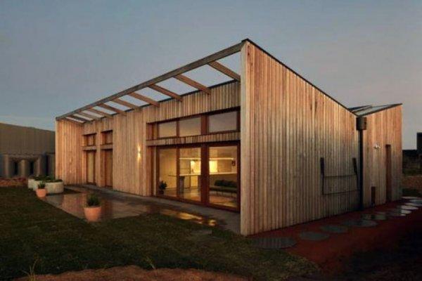 В Мельбурне создали жилое здание, не потребляющее энергию
