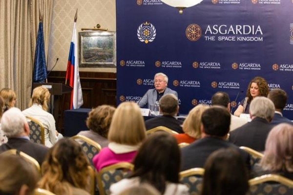 Игорь Ашурбейли рассказал, что о том, что такое Асгардия и какова её миссия
