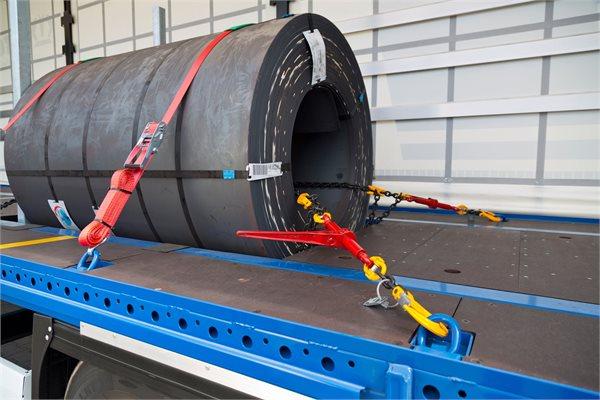 Системы крепления грузов: что выбрать, чтобы довезти товар