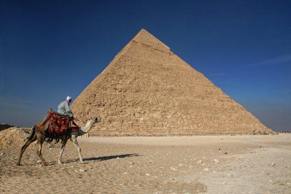 Учёные обнаружили тайную комнату в пирамиде Хеопса