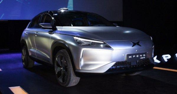 Xpeng Beta – китайский ответ Tesla X