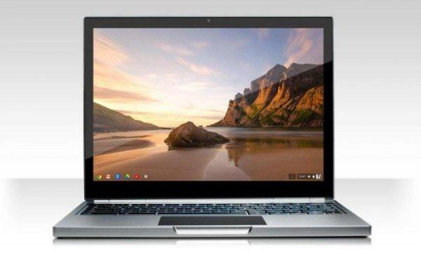Корпорация Google планирует создать ноутбук с мотором