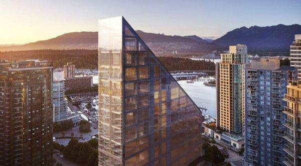 В Ванкувере продемонстрировали апартаменты для миллионеров