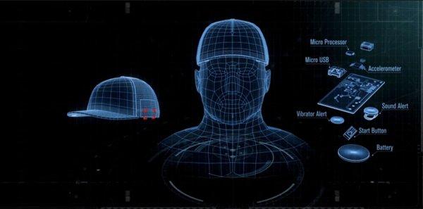 Учёные создали кепку, которая не позволит водителю уснуть за рулём