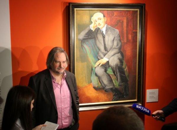 В Петербурге открыли уникальную выставку Модильяни