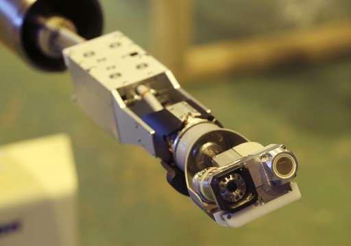 Toshiba создала устройства для наблюдения за атомными реакторами, которые были повреждены