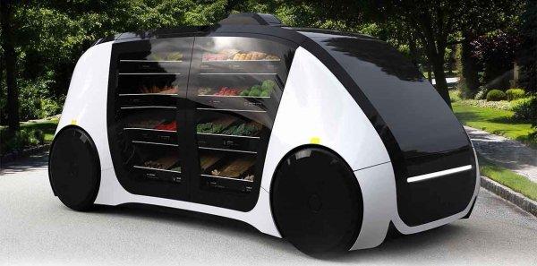 Robomat – беспилотный магазин