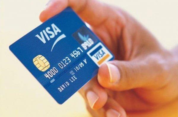 Visa решила встроить отпечатки пальцев в свои системы платежей