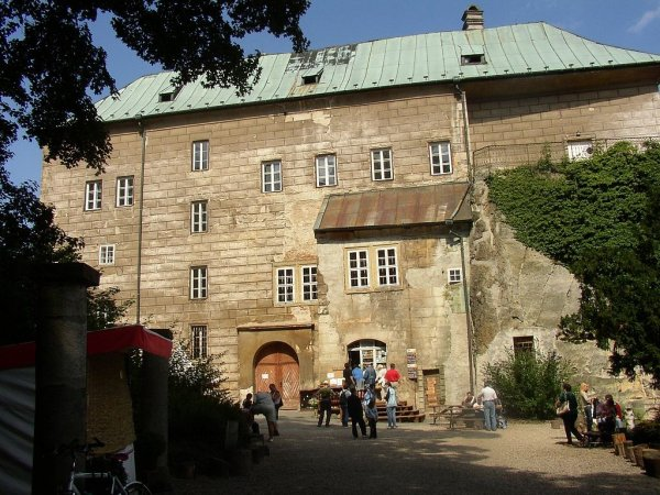 Историки назвали самый страшный замок в Чехии