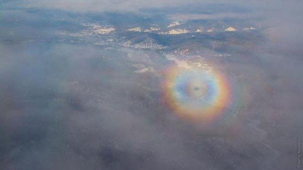 В Алтае сделали снимки уникального явления природы