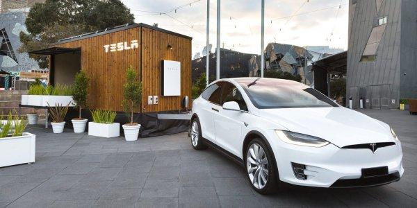 Tesla займётся строительством энергохранилища в Нью-Йорке