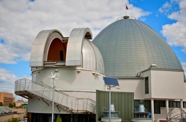 Из истории Московской обсерватории