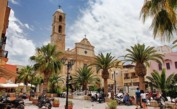 Главные достопримечательности Крита