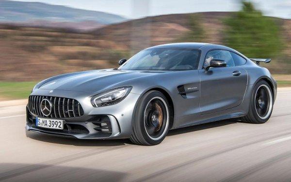 Mercedes-AMG GT R станет мощнейшим сейф-каром Формулы-1