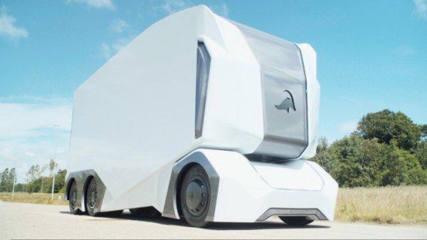 На шведских дорогах возникнут беспилотные грузовые транспортные средства