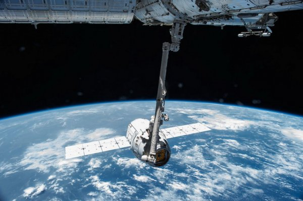 На МКС отправили прототип уборщика мусора