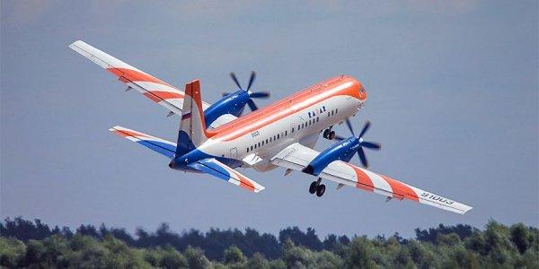 Производство самолёта Ил-114-300 обеспечит экономию пять миллиардов долларов на закупках