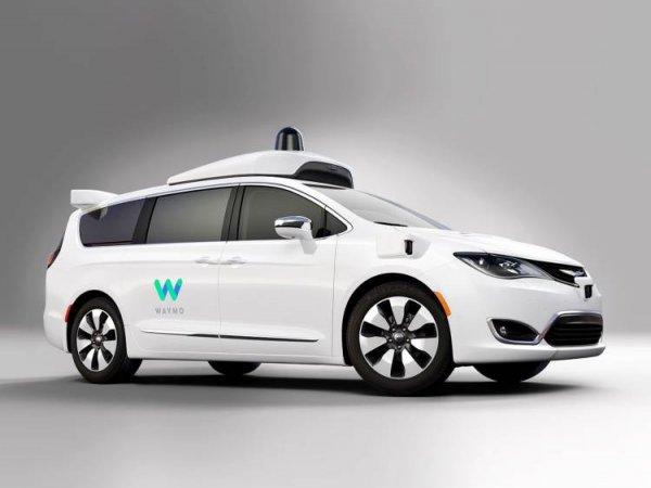В Калифорнии будут развивать автономные перевозки пасссажиров
