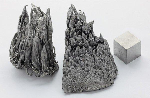 В Японии нашли огромные запасы редкоземельных металлов