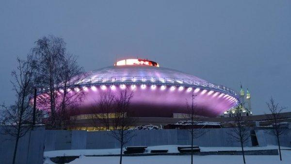 Уникальное здание Казанского цирка