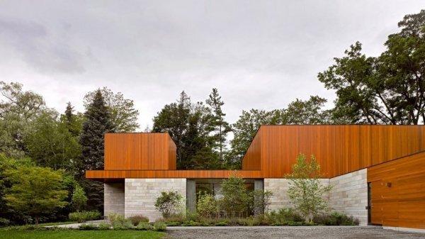 В Канаде возвели уникальное жилое здания для нескольких поколений семейства