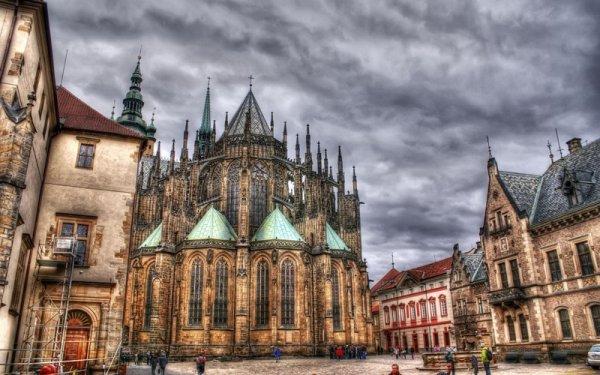 Прага – один из красивейших европейских городов