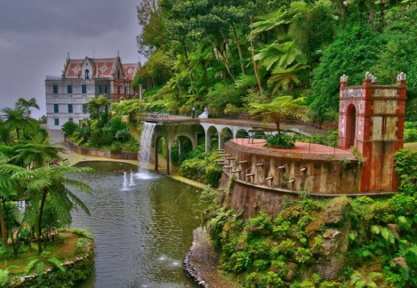 Все красоты острова Мадейры