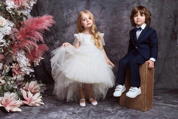 Дети Пугачевой и Галкина стали моделями
