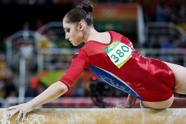 Гимнастка Алия Мустафина скрывала развод с мужем
