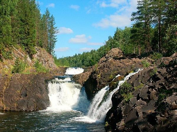 Природные чудеса Республики Карелии
