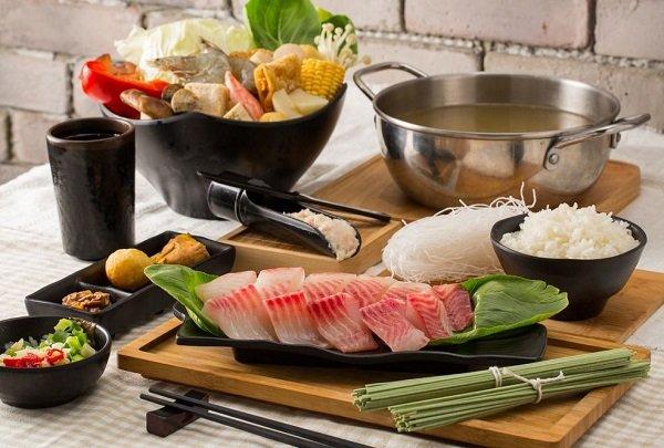 О пользе японской кухни