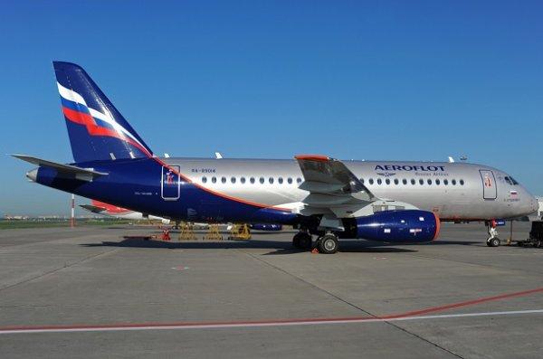 Как выбрать место в самолёте Сухой Суперджет 100?