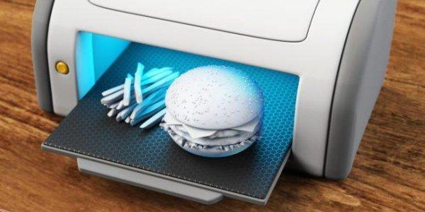 В Южной Корее создали принтер для печати еды в домашних условиях