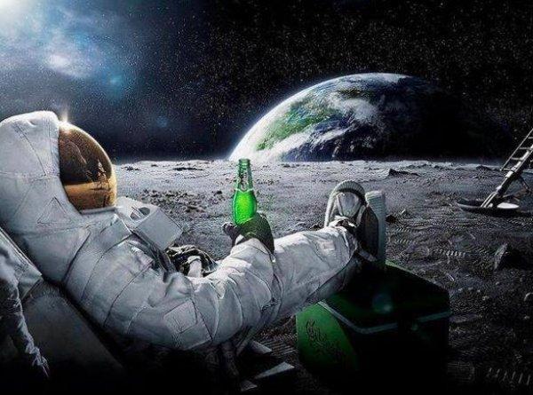 Компания из Австралии создала пиво для космонавтов