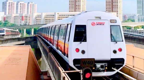 В Китае открыли высокогорную трамвайную линию