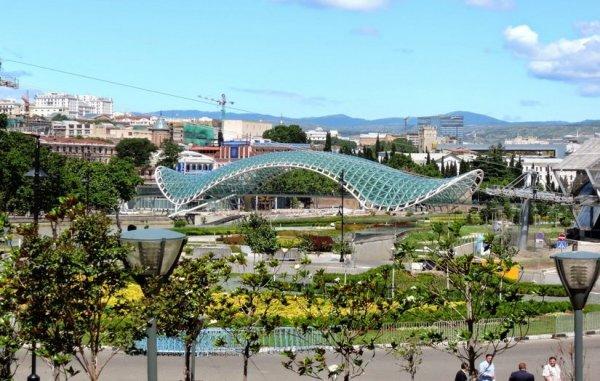 Поездка в Тбилиси – интересный и познавательный отдых