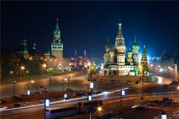Самые интересные места столицы России